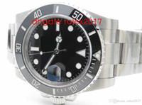 Mens AR Factory V3 Top Edition 116610LV 116610LN ASIA ETA 3135 Автоматический зеленый Uni-Diquental Diver Ceramic Bezel Superlume 904L часов