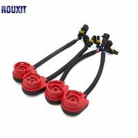 Altro sistema di illuminazione 2pcs D2S D2C C2R D4S D4C D4R Xenon per HID Bulb Socket Wire Plug Cable Adapter Converter Converter1
