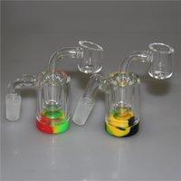 Narguilé collecteur de fumée nouveau collecteur de nectar de verre avec astuces de quartz 14mm KECK CLIP KECK CONTENEUR DE CONTENEUR DE CONCOURE Nector Nector