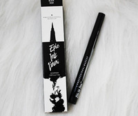 Dropshipping Epic Ink Liner Black eyeliner pencil Headed makeup liquid Black Color eye liner waterproof Cosmetics Long Lasting