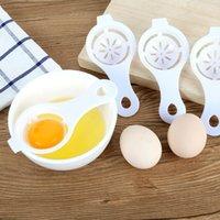 1pc huevo filtro cuchara huevo yolk separador proteína herramienta de separación de grado alimento herramientas de cocina herramientas de cocina gadgets de huevo divisor