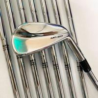 Herren Golf Clubs MP-20 Irons Clubs 3-9.P Golfeisen Graphit Golfwelle R oder S Flex Kostenloser Versand