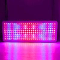 새로운 디자인 3000W 이중 칩 380-730nm 전체 빛 스펙트럼 LED 식물 성장 램프 화이트 프리미엄 소재 성장 조명
