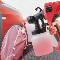 400W Elektrische Lacksprayer Tragbare High Power Malerei Kompressorgerät Alkohol Sprühmaschine für Home DIY Werkzeug