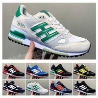 Novos Originais Editex Originais ZX750 Sneakers ZX 750 Designer Homens Mulheres Athletic Respirável Trainer Esportes Casuais Correndo Tênis Tamanho 36-44