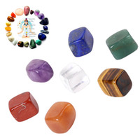 Natural Crystal Chakra Stone Natural Stones Palm Reiki Heali...