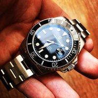 Design Pagani Time Automotive per uomo, da acciaio inossidabile, impermeabile, affari, PD-16392020