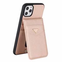 Funda de cuero de moda para iPhone 12 Mini 12 11 PRO X XS MAX 8 7 PLUS DE LUJO PROTECTOR DE CUBIERTA A prueba de golpes para Galaxy S20 S10 Nota 20 10