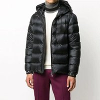 Vente chaude 20fw Classic Capuche à capuche Hiver Hiver Outwear Outwear Everyproof Mode High End Weatts Street Solid Solid Down Veste