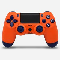 PS4 Wireless Controller Joystick Shock Console Controller Bunte Bluetooth Gamepad für Sony PlayStation Play Station 4 Vibration mit Verpackung