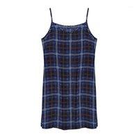 100 % 실크 나이트 가운 드레스 조정 스트랩 자연 실크 패브릭 여성 수면 Dress1