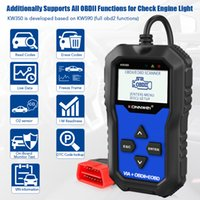 KW350 OBD2 Car Scanner Code Reader Scanner OBD2 Auto diagnostic Tool for AUDI SEAT SKODA VW Golf Obd2 Car Tool