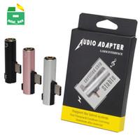 USB C Cuffie Adattatore Jack Type-C Caricabatterie audio Adattatori per Huawei P40 P30 Pro Xiaomi 8SE 6x