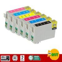 Tintenpatronen Kompatible Kartusche für T0811N - T0816N Anzug Stylus PO T50 R290 R295 R390 RX590 RX610 RX615 RX690 etc