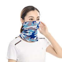 الأبيض التسامي bandanas البوليستر نقل الحرارة الطباعة الحجاب الرياضة ركوب الوجه قناع الوجه أنبوب الرقبة وجه الحجاب ماجيك BIB YYS1751