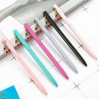 الإبداعية قلادة معدنية حبر جاف القلم عطلة هدية 1.0 القلم تلميح الإعلان القلم الكتابة مكتب القرطاسية حالة المعادن T3I51628