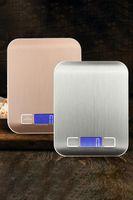 Gıda Ölçeği, 22LB Dijital Mutfak Ölçeği Ağırlık Gram ve Oz pişirme pişirme için, 1G / 0.1oz Hassas Mezuniyet Paslanmaz Çelik Aracı FY2371