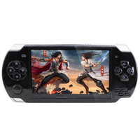 4.3 Inç Ekran El Taşınabilir Oyun Konsolu PSP Oyun Kamera Video E-Kitap MP4 Player MP5 Konsolu Oyun Oynatıcı Gerçek 8 GB Destek