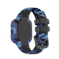 Garmin FIT에 대한 실리콘 팔찌 스트랩 Garmin Vivofit JR을위한 스마트 시계 팔찌 교체 시계 밴드 브레이슬릿 교체. 3 스트랩 도매