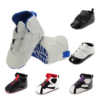 Newborn Boys Girls Crib ShoesPattern First Walkers Bambini bambini Toddlers Lace Up Sneakers 0-18 mesi