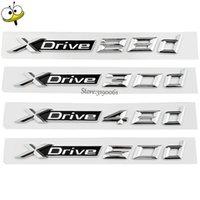 Für XDrive Emblem Autozubehör Auto-Deckel Aufkleber Aufkleber Abzeichen für BMW X5 X6 XDrive 28D 30D 48D 50D F30 M3 M5 Z3 Z4 E87 E53 E49