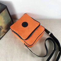 Orange Luxurys Trendy Crossbody Handtaschen aus dem Gitter Messagetotes Shopping Tasche Frauen Männer Dessing Leinwand Schlinge Handtasche Kreuzkörper 625858