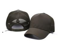 cappelli firmati Casquette cappello da baseball ricamo uomini donne hip hop regolazione di basket berretto da basket tappo ossea tappi snapback casual visiera casual gorras