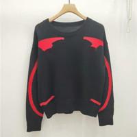 Campeão Camisola Womens Woolen Sweater para senhoras Casacos Carta Top Wrap Jumper Mulher Pulôver Malha Camisola