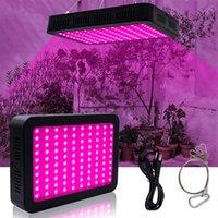 BEST SELLER 1800W 180 * 10W Vollspektrum 3030 Lampe Perlen Pflanzlampe Einzelsteuerung Schwarzes Premium-Material wachsen Licht
