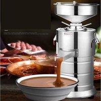 Molillas de café eléctricas Molinillo totalmente automático Mantequilla de maní Tahini Tuerca Salsa Cacao Chopper Máquina refinador1