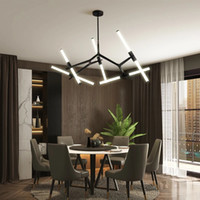 Modern tree branches chandeliers 14 20 heads office art ligh...