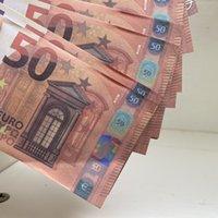 لعبة 100 قطعة / الحزمة toy205 الأسرة معظم المال الدعامة لنا ورقة واقعية الاطفال / اليورو / الدولار نسخة أو البنكنوت dristj