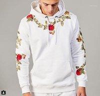 ملابس رجالي مصمم الصوف هوديس بأيهات أزياء رياضية مقنعين ملابس رجالي ربيع الخريف عارضة الهيب هوب الذكور