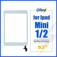 Autsch-Bildschirm für iPad Mini 1 2 Digitalisierer LCD-Glas-Ersatz für Apple iPad Mini 1 2 Schwarzweiß