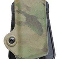 Fabbrica Tactical Tactical IDPA G17 Single Mag Pouch BK / DE / FG ArfG AOR1 2 NM7JG