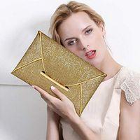 Сумки на плечо женщины вечерняя сумка личности чешуйчатый дизайн конверт сумка вечеринка свадьба сцепления золотой кошелек телефон хранения кошельки 2021