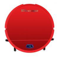 Limpiadores de aspiradora Robot de barrido automático portátil Mini máquina de limpieza para el hogar LEXY CLEANER USB recargable1