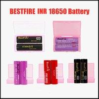 100 % 원래 BestFire BMR 18650 배터리 2500mAh 3000mAh 3100mAh 3500mAh 충전식 리튬 Vape Box Mod 배터리 정통 40A 3.7V