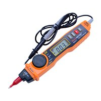 멀티 미터 자동 범위 전자 DMM AC DC MA Volt NCV 펜 유형 디지털 멀티 미터 가격 판매 Peakmeter PM8211