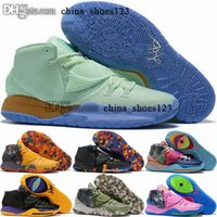13 irving 38 women size us eur scarpe 12 trainers Kyrie 6 VI shoes 47 girls 46 youth basketball sports big kid boys chaussures men Sneakers