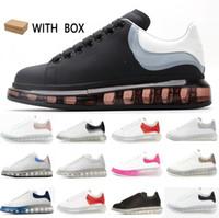 مع مربع أعلى جودة 2021 مصمم الأزياء espadrille رجل المرأة منصة المتضخم حذاء أحذية سلال أحذية رياضية 36-45 # 5789