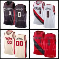 Damian 0 Lillard Jersey Carmelo 00 Anthony 2020 2021 Nouvelle Portland Phoenix Trail Suns Suns Blazers Devin 1 Booker Chris 3 Paul Jerseys