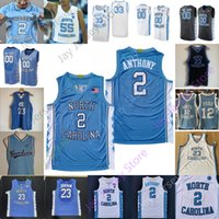 2020 Personalizado North Carolina Basketball Jersey NCAA College Wallace Worthy Brandon Huffman Ryan McAdoo Walker Miller K.J. Smith Kerwin Walton