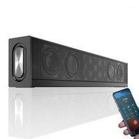 S688 20W Haut-parleur Bluetooth sans fil Portable Super Bass Home Théâtre Soundbar Soundbar TV Plarice Subwoofer Bluetooth Colonne1
