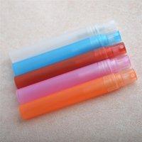10 мл 1/3 унций Мини портативные ручки парфюмерные бутылки пустые погрешные бутылки небольшие пустые контейнеры пластиковые формы Pen