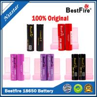Authentisches BestFire BMR IMR 18650 Batterie 2500mAh 3000mAh 3100mAh 3200mAh 3500mAh 35A 35A 40A Wiederaufladbarer Lithium Vape Mod Battery GEUNINE