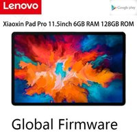 Tablet-PC Second-Hand Global Firmware Lenovo Xiaoxin Pad PRO Snapdragon 730 Octa-Core 6 GB RAM 128 GB ROM 11.5inch 2560 * 1600 WIFI 8500mAh1