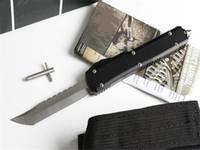 특별 제안 MI 기술 UT 대형 칼 (4 스타일 둥근 생크) 사냥 접는 포켓 도구 XMA 선물 남성용 1pcs Freeshipping