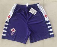 Retro 1998 1999 Fiorentina Florenz Batistuta Fussball Shorts Retro Football Sports Shorts Hosen