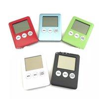 7 colores Cocina Temporizadores electrónicos Temporizadores LCD Digital Cuenta regresiva Medicatoria Recordatorio Cocina Temporizador Temporizador de alarma Temporizador Gadge 2 L2